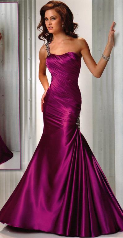 Lornas Clearance Flirt Prom Dress P2421 Purple Peony Size 14
